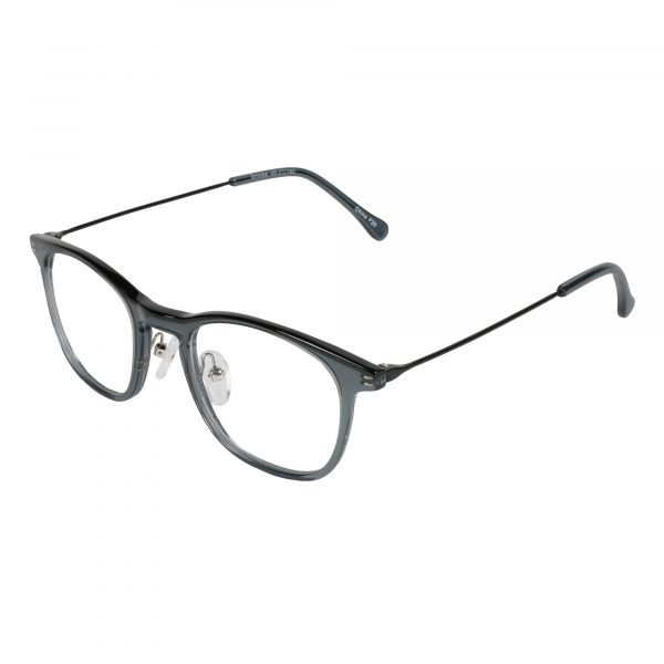 Fregossi Gunmetal 499 - Eyeglasses - Left