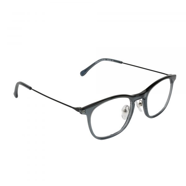 Fregossi Gunmetal 499 - Eyeglasses - Right