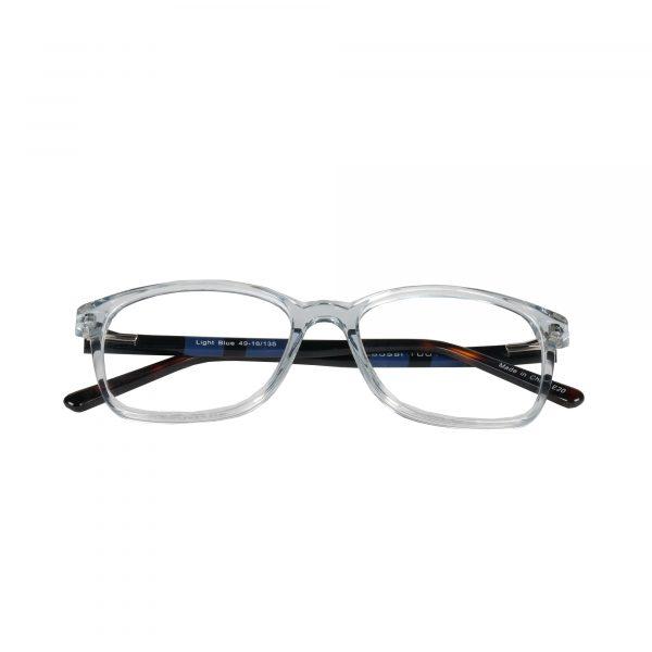 Fregossi Blue 1001 - Eyeglasses - Folded
