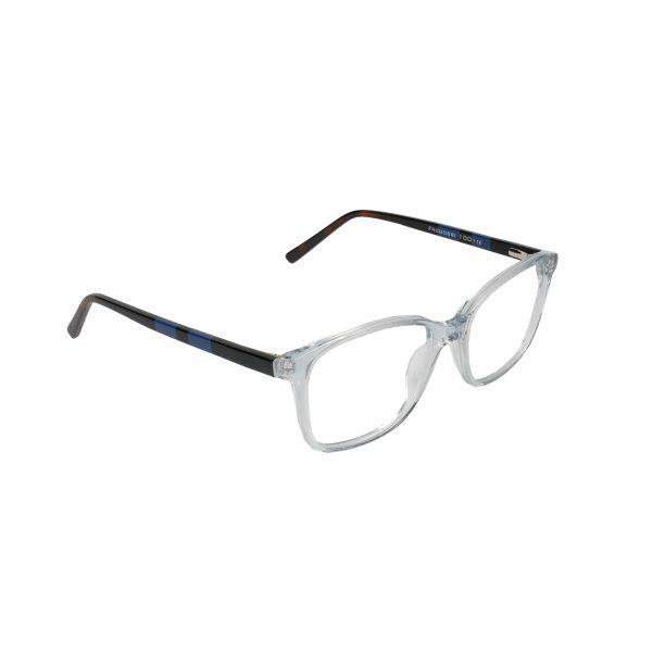 Fregossi Blue 1001 - Eyeglasses - Right