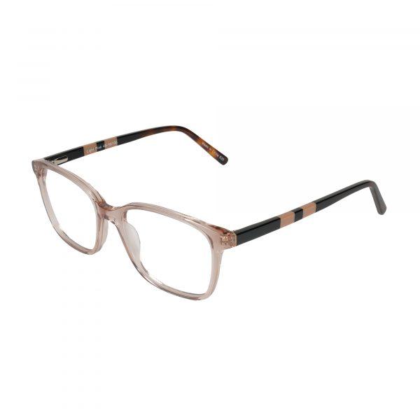 Fregossi Pink 1001 - Eyeglasses - Left