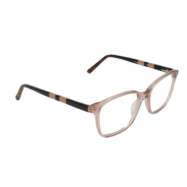 Fregossi Pink 1001 - Eyeglasses - Right