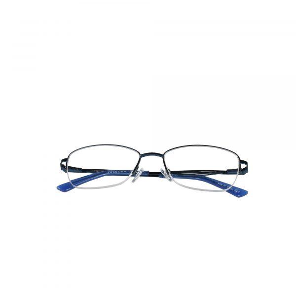 Fregossi Blue 678 - Eyeglasses - Folded