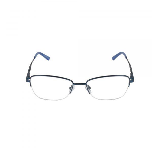Fregossi Blue 678 - Eyeglasses - Front