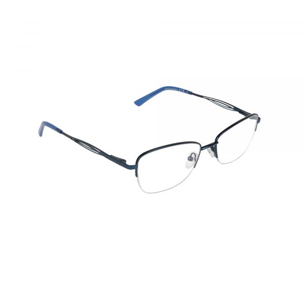 Fregossi Blue 678 - Eyeglasses - Right