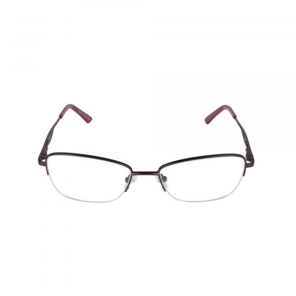 Fregossi Purple 678 - Eyeglasses - Front