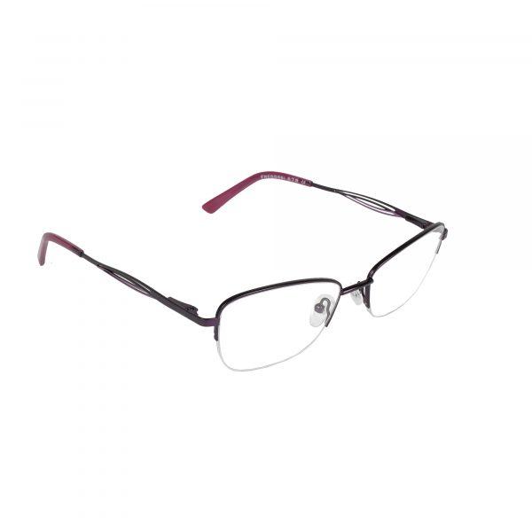 Fregossi Purple 678 - Eyeglasses - Right