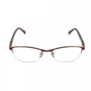Lascala Red 859 - Eyeglasses - Front