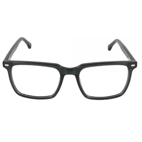 Fregossi Gunmetal 1002 - Eyeglasses - Front