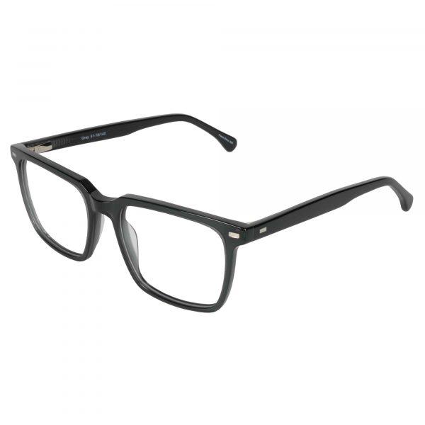 Fregossi Gunmetal 1002 - Eyeglasses - Left