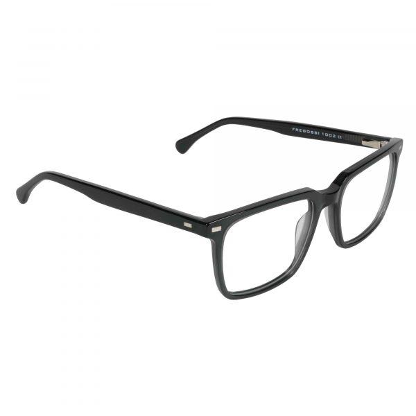 Fregossi Gunmetal 1002 - Eyeglasses - Right