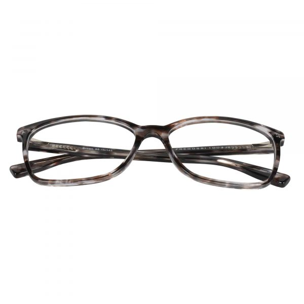 Fregossi Brown 1003 - Eyeglasses - Folded