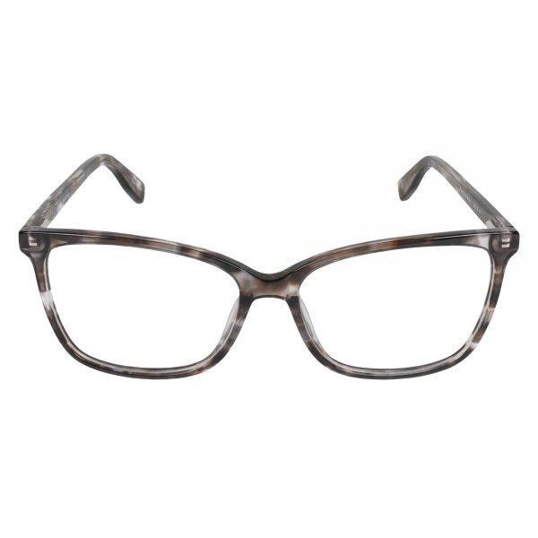 Fregossi Brown 1003 - Eyeglasses - Front