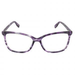 Fregossi Purple 1003 - Eyeglasses - Front