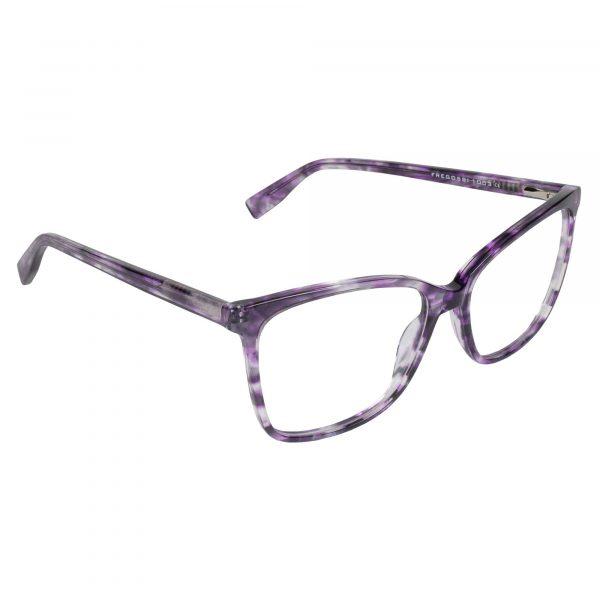 Fregossi Purple 1003 - Eyeglasses - Right