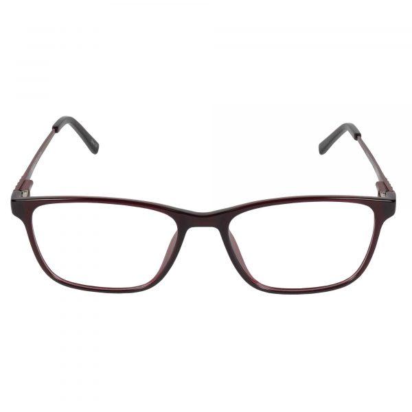 Fregossi Red 1006 - Eyeglasses - Front
