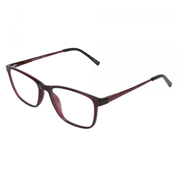 Fregossi Red 1006 - Eyeglasses - Left