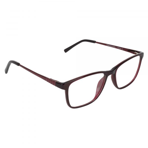 Fregossi Red 1006 - Eyeglasses - Right