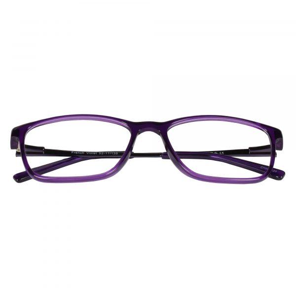 Fregossi Purple 1006 - Eyeglasses - Folded