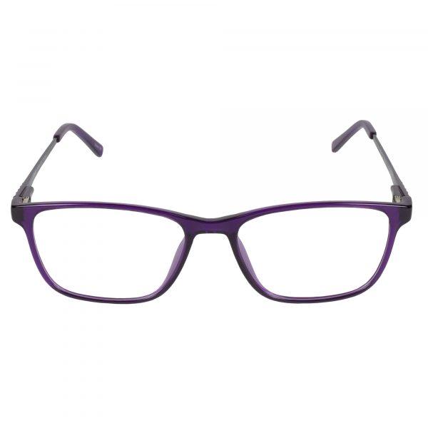 Fregossi Purple 1006 - Eyeglasses - Front