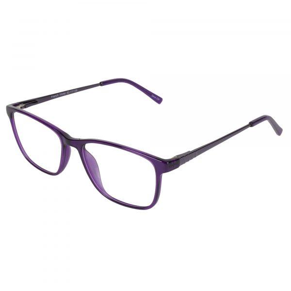 Fregossi Purple 1006 - Eyeglasses - Left