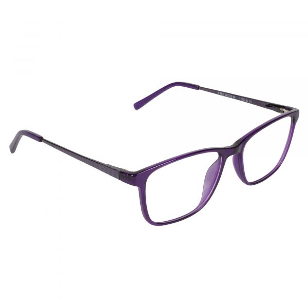Fregossi Purple 1006 - Eyeglasses - Right