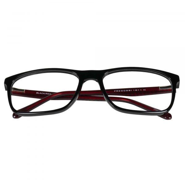 Fregossi Black 1011 - Eyeglasses - Folded