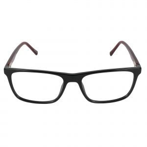 Fregossi Black 1011 - Eyeglasses - Front