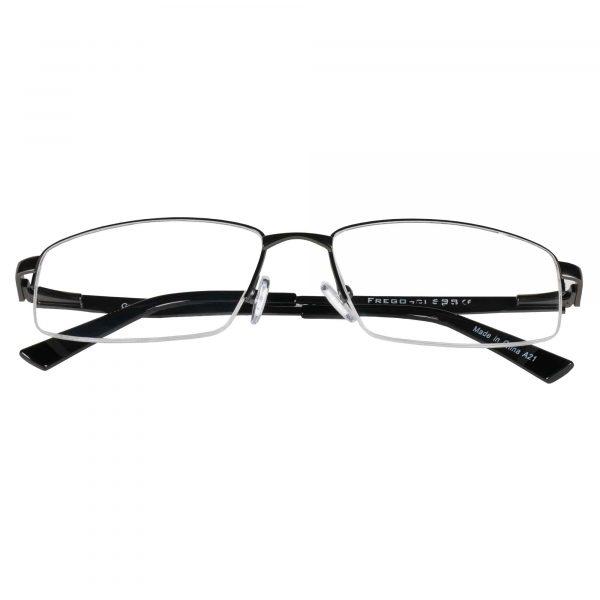 Fregossi Gunmetal 688 - Eyeglasses - Folded