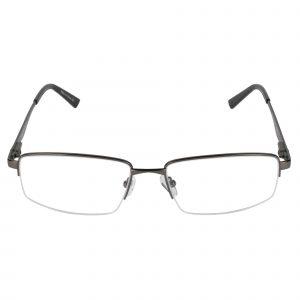 Fregossi Gunmetal 688 - Eyeglasses - Front