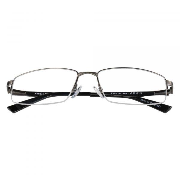 Fregossi Silver 688 - Eyeglasses - Folded