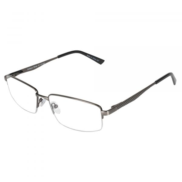 Fregossi Silver 688 - Eyeglasses - Left
