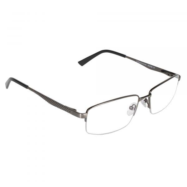 Fregossi Silver 688 - Eyeglasses - Right