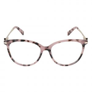 Lascala Pink 483 - Eyeglasses - Front