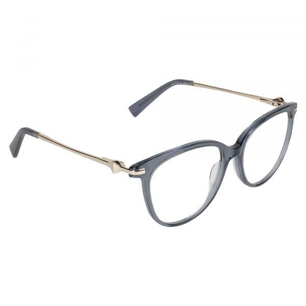 Lascala Gunmetal 483 - Eyeglasses - Right