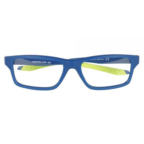 Oakley Blue Crosslink XS - Eyeglasses - Folded