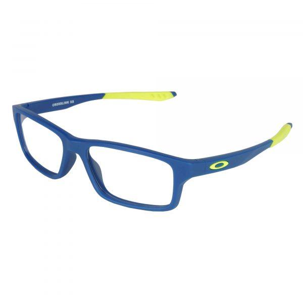 Oakley Blue Crosslink XS - Eyeglasses - Left
