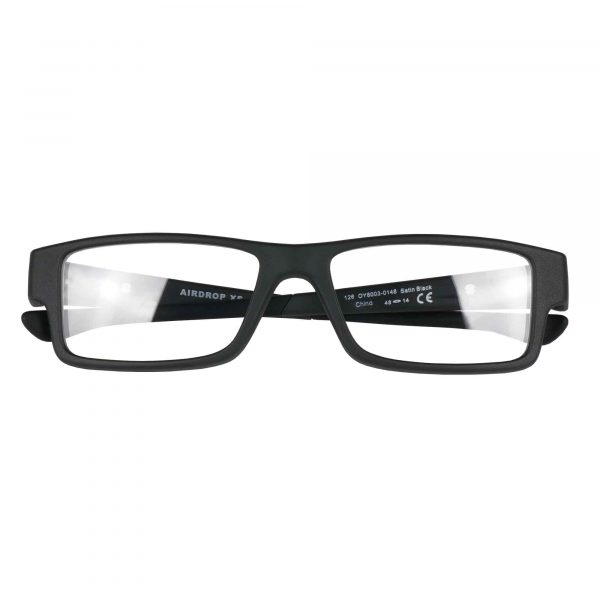 Oakley Black Airdrop XS - Eyeglasses - Folded