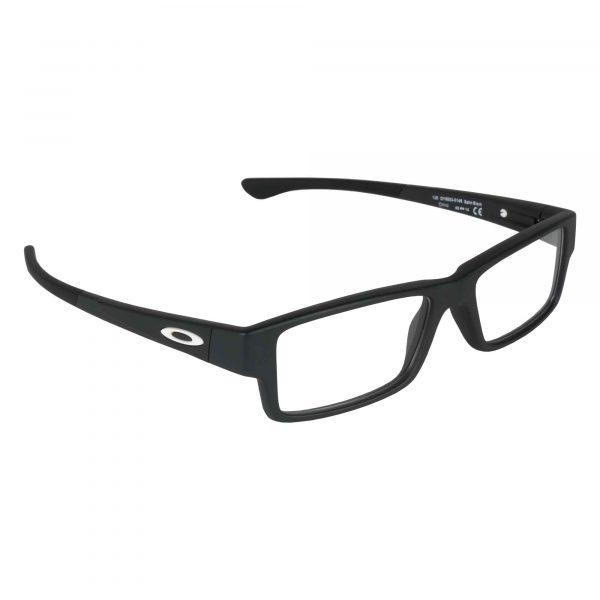Oakley Black Airdrop XS - Eyeglasses - Left