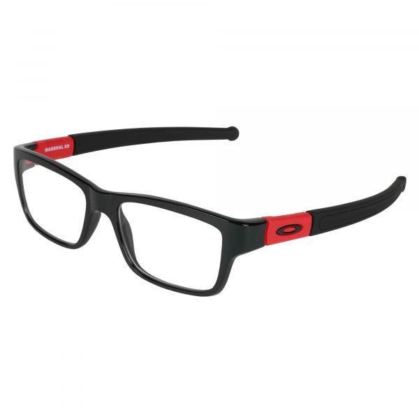 Oakley Black Marshal XS - Eyeglasses - Left