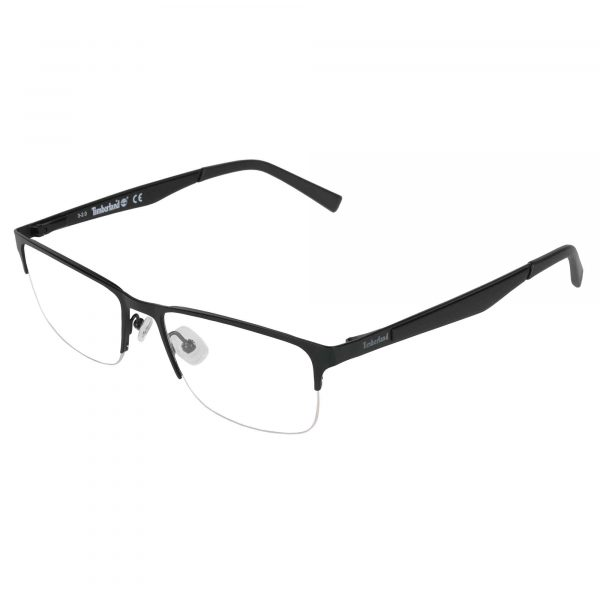 Timberland Black TB1709 - Eyeglasses - Left