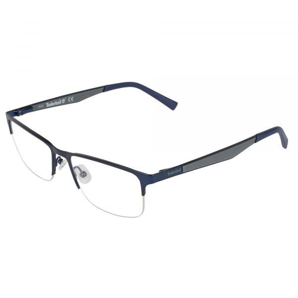 Timberland Blue TB1709 - Eyeglasses - Left