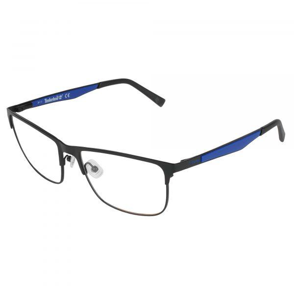 Timberland Black TB1710 - Eyeglasses - Left