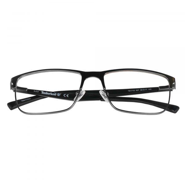 Timberland Gunmetal TB1710 - Eyeglasses - Folded