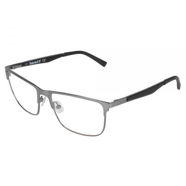 Timberland Gunmetal TB1710 - Eyeglasses - Left