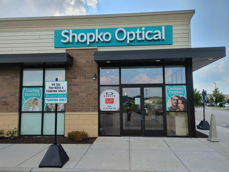 storefront 247 - Stoughton Shopko Optical