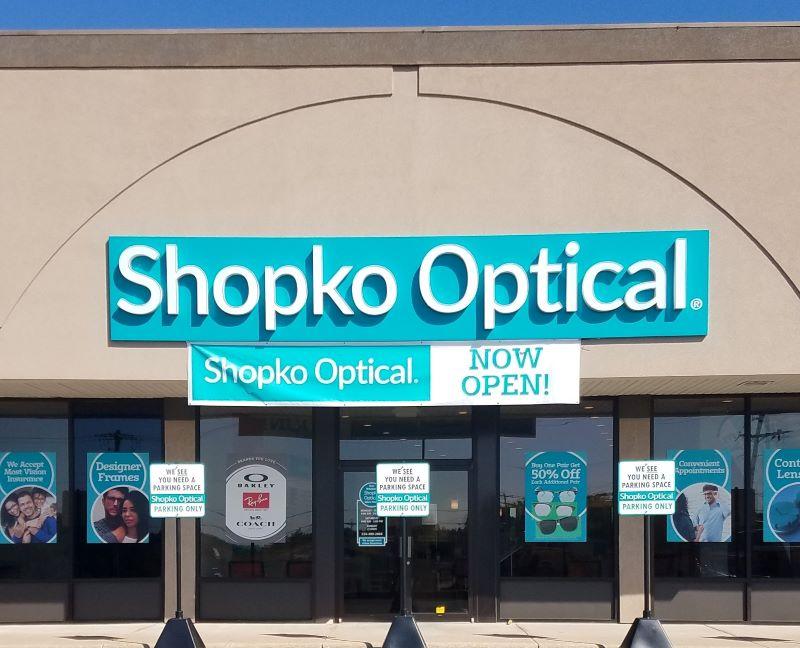 storefront 250 - Waupaca Shopko Optical