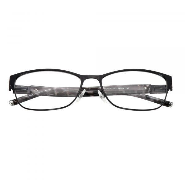 Harley Davidson Black 540 - Eyeglasses - Folded