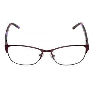 Harley Davidson Purple 540 - Eyeglasses - Front