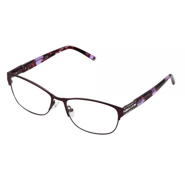 Harley Davidson Purple 540 - Eyeglasses - Left